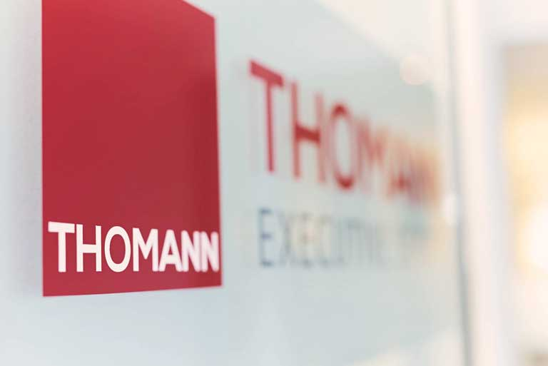 Thomann Executive Search.
